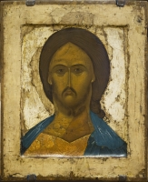 Pantocrator (Savior shoulder-length)