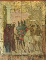 Christ's passage to the Calvary